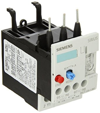 a938a748702 660 Siemens Thermal Overload Relay Qty   5 NO